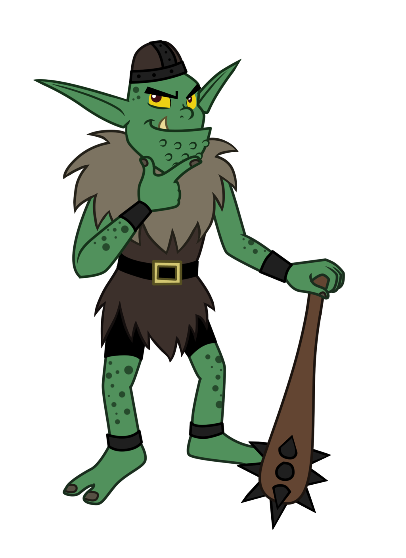 Token Creature - Goblin on Behance