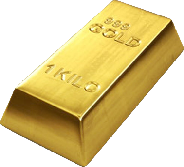 Gold Bar Png Image