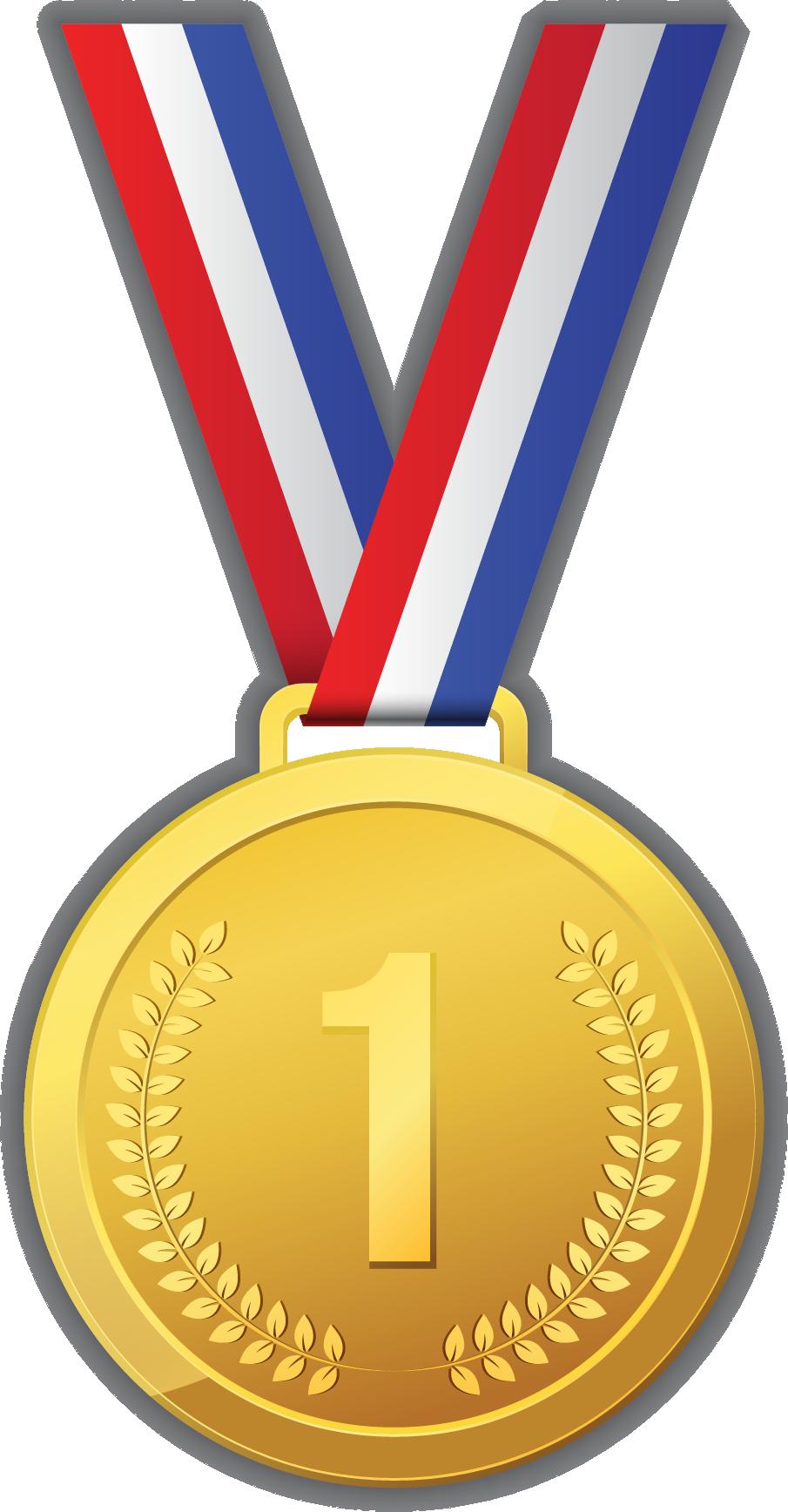 Медаль рисунок без фона