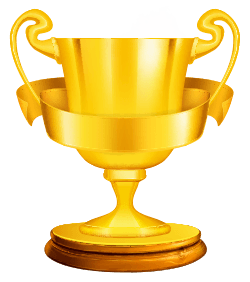 Golden cup PNG