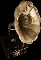 Gramophone PNG