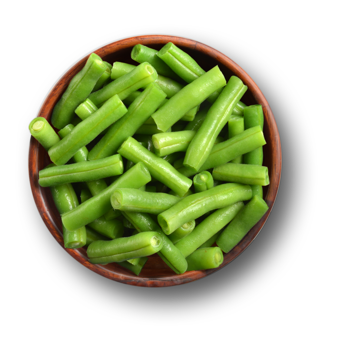 Green bean PNG