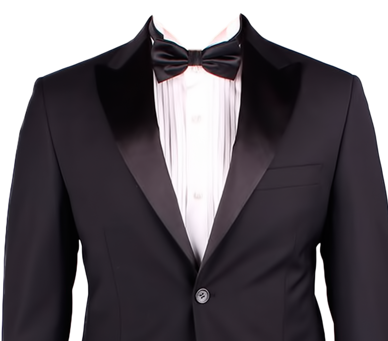 Groom suit PNG