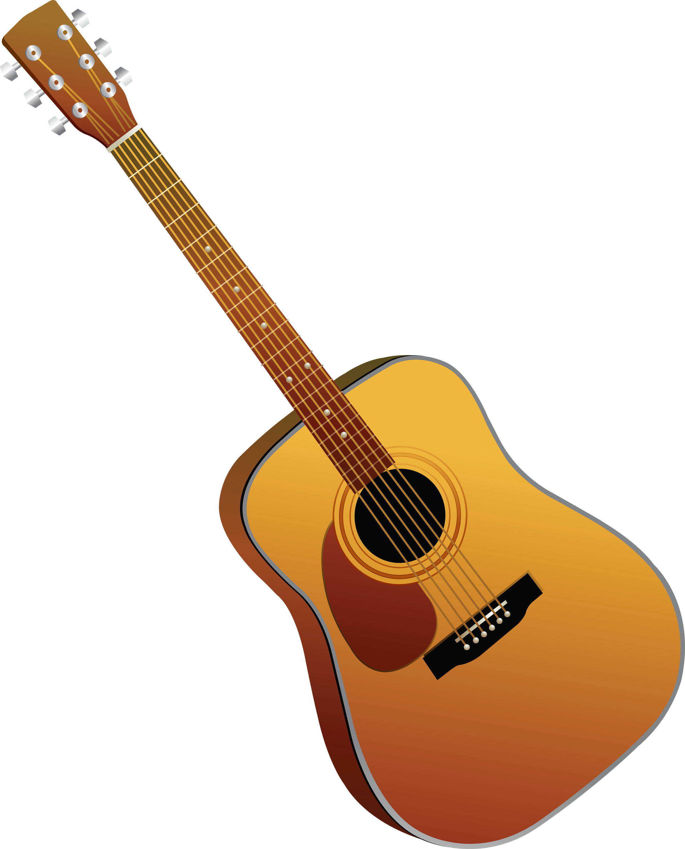 guitar png images free picture download acoustic guitar black and white clip art acoustic guitar clip art and white