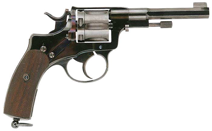 Old Fashioned Hand Gun