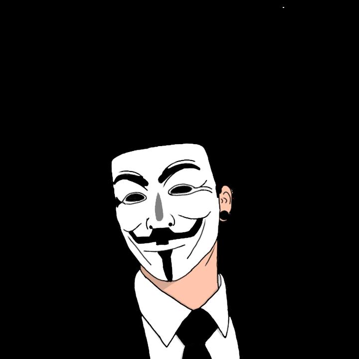 Anonyymi Hakkeri