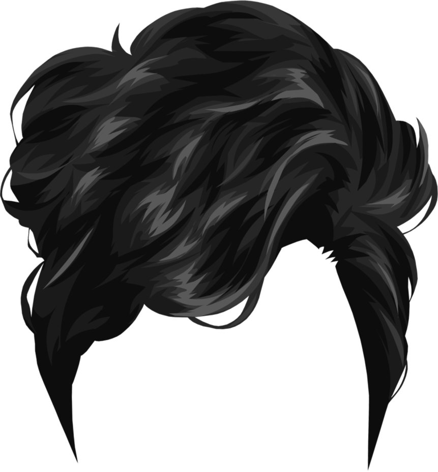 Hair Png Images Women And Men Hairs Png Images Download