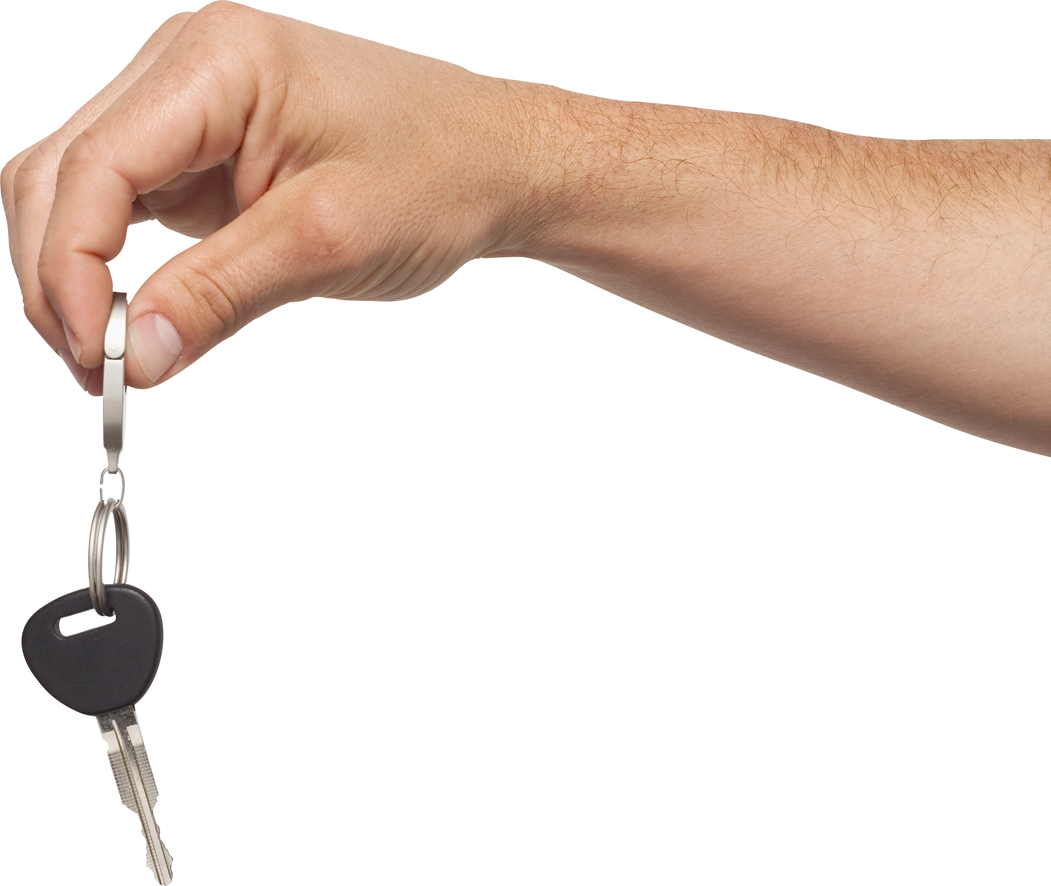 Key in hand PNG