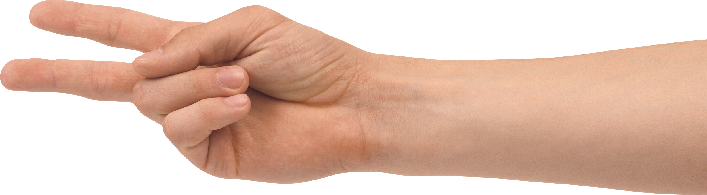 Two finger hand, hands PNG, hand image free