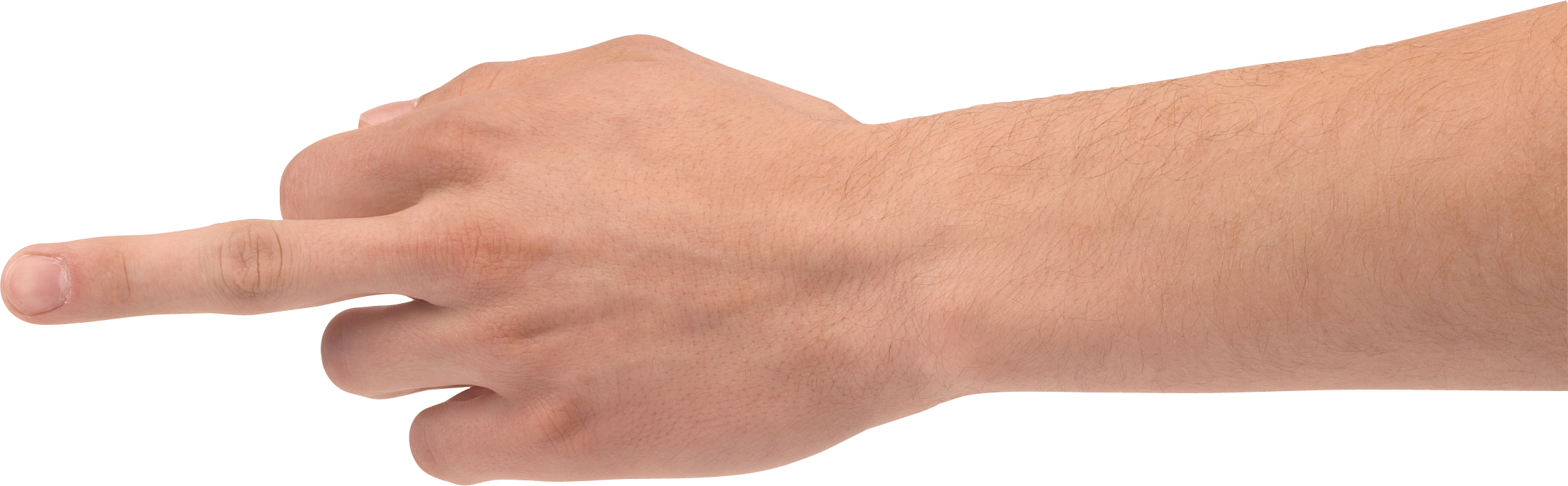 One finger hand, hands PNG, hand image free