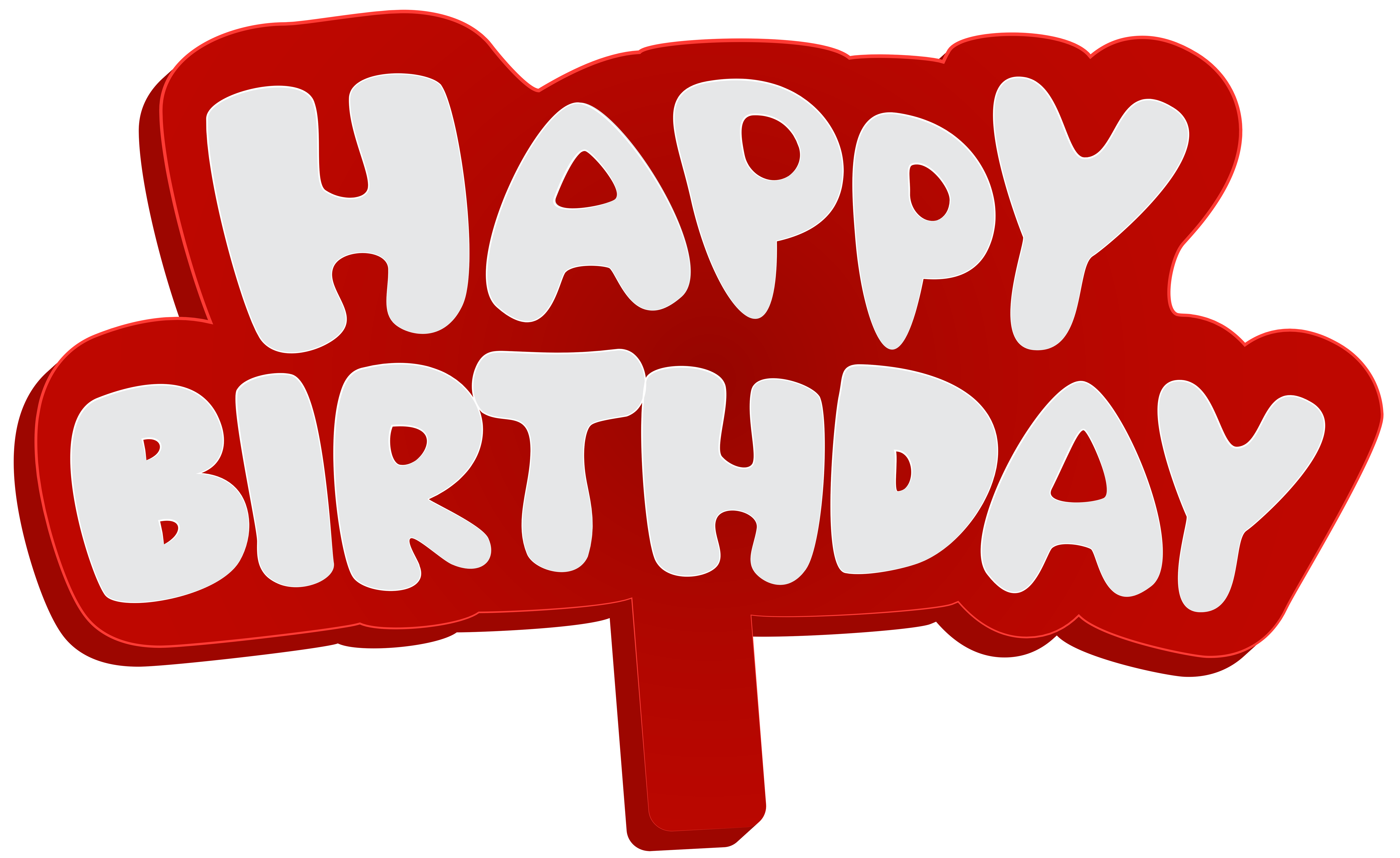 Happy Birthday PNG images free download