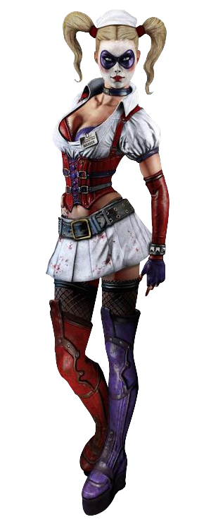 Harley Quinn PNG