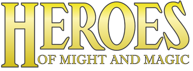 Heroes of Might and Magic logo PNG