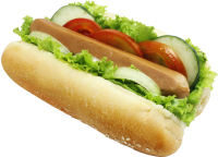 Hot dog PNg image