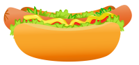 Hot dog PNG