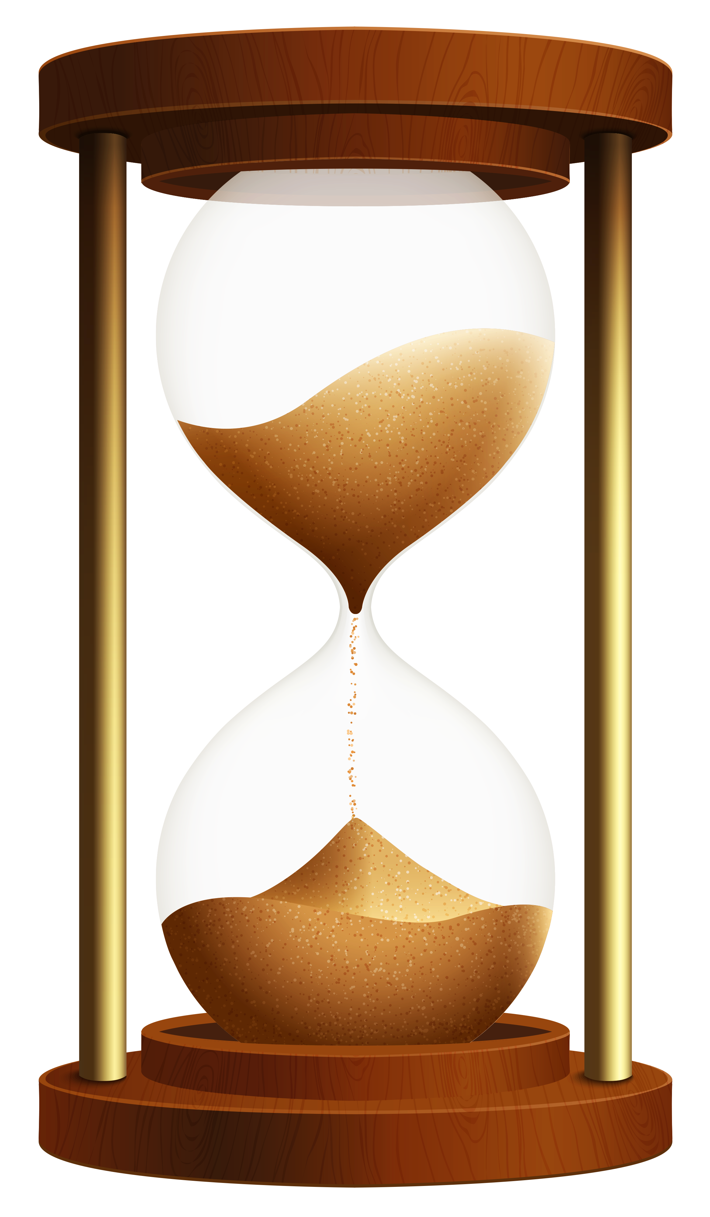 Hourglass - Time Objects