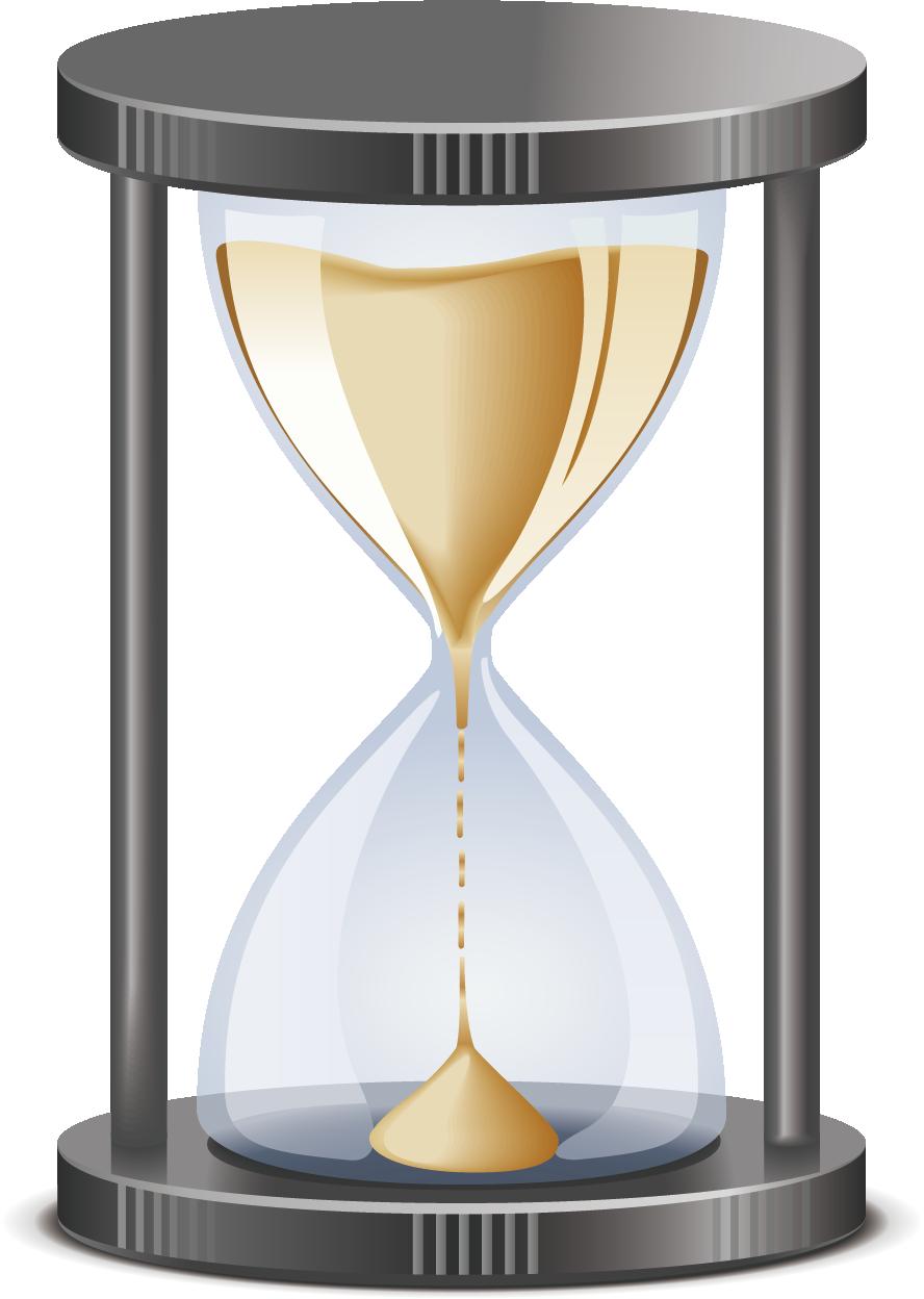 Closeup Sand Hourglass 3d Rendering Stock Photo - Download