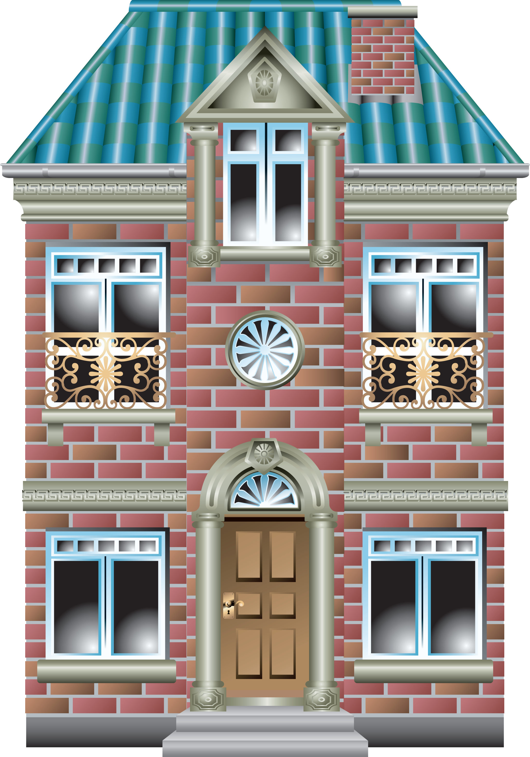 House PNG (2061 x 2943 Pixel)