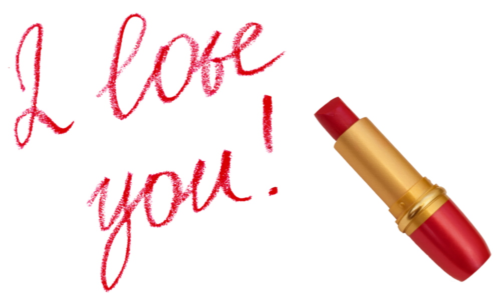 I love you PNG image free Download