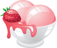 Ice cream PNG image