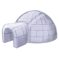 Igloo PNG