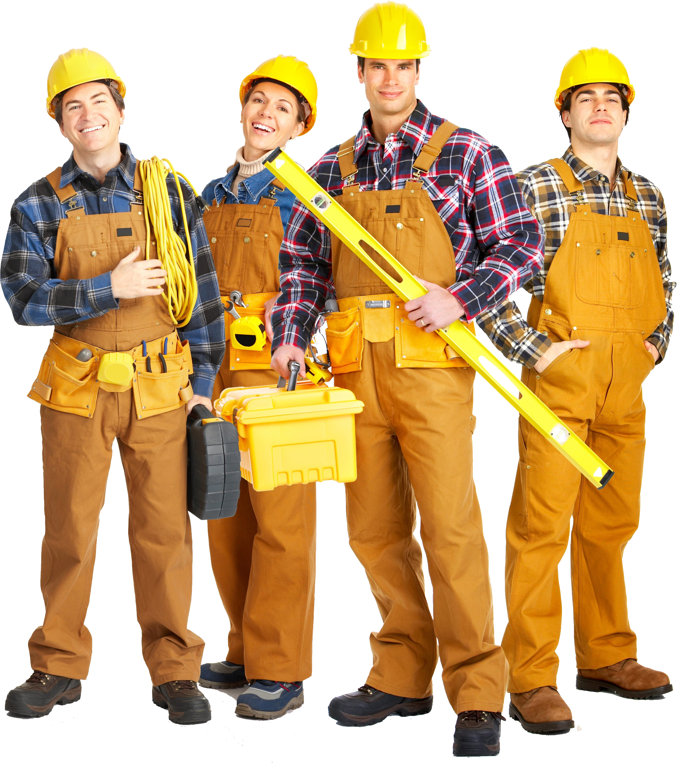 Industrail Workers Png Images Engineer Png Builder Png