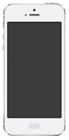 Белый Apple Iphone PNG фото
