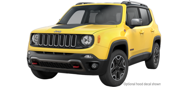 Jeep Renegade PNG