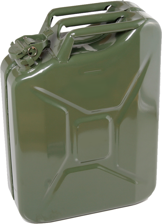 Jerrycan, canister PNG
