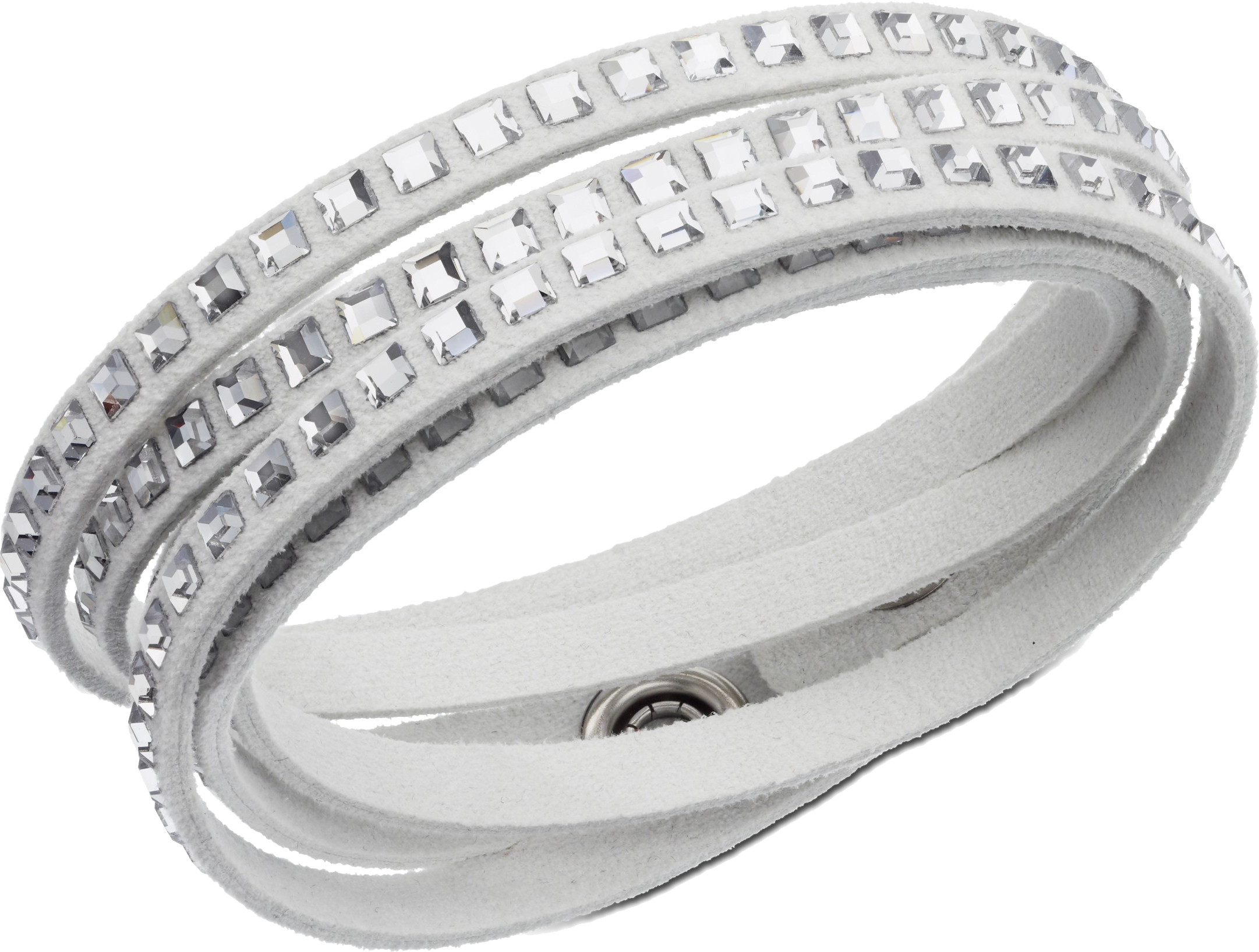 silver ring with diamonds PNG
