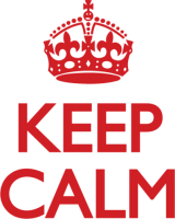 Keep Calm PNG