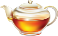 Tea kettle PNG image