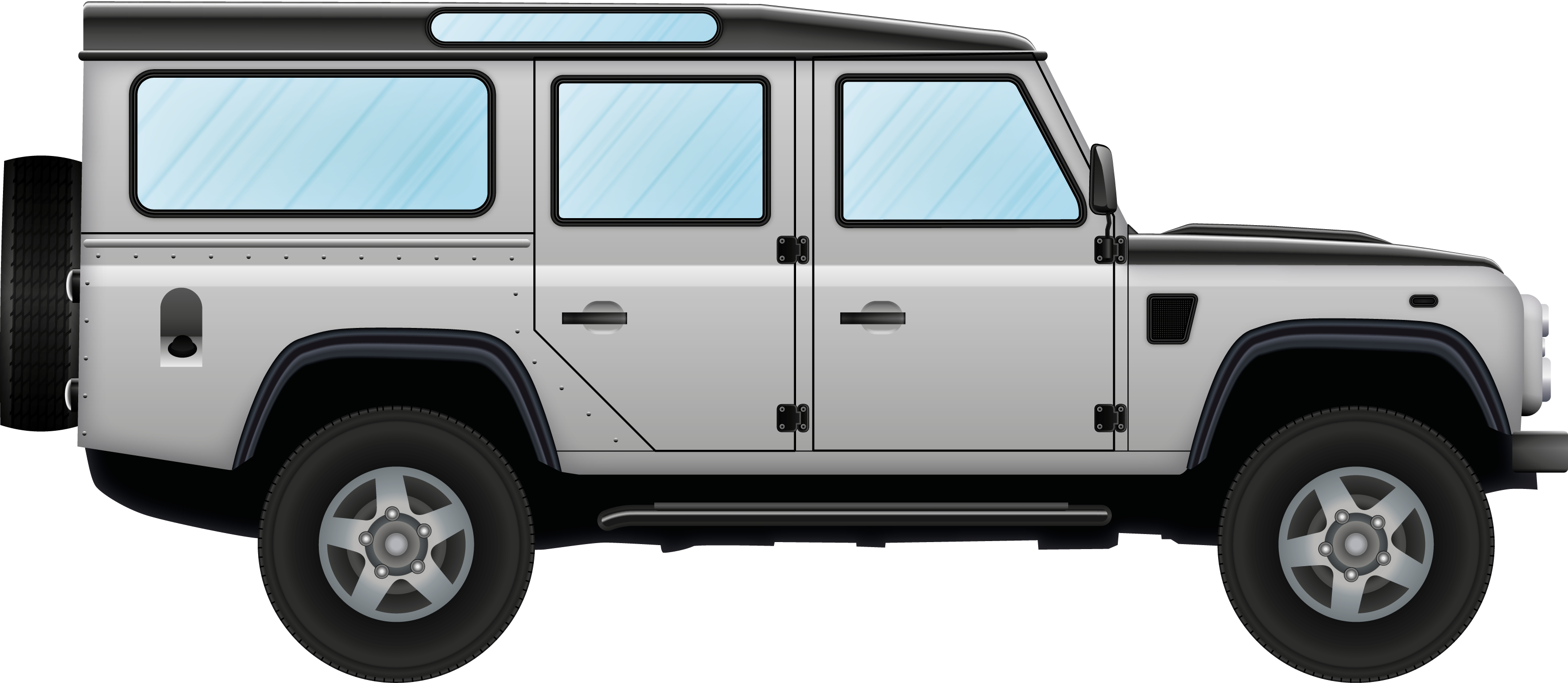Land Rover Defender PNG