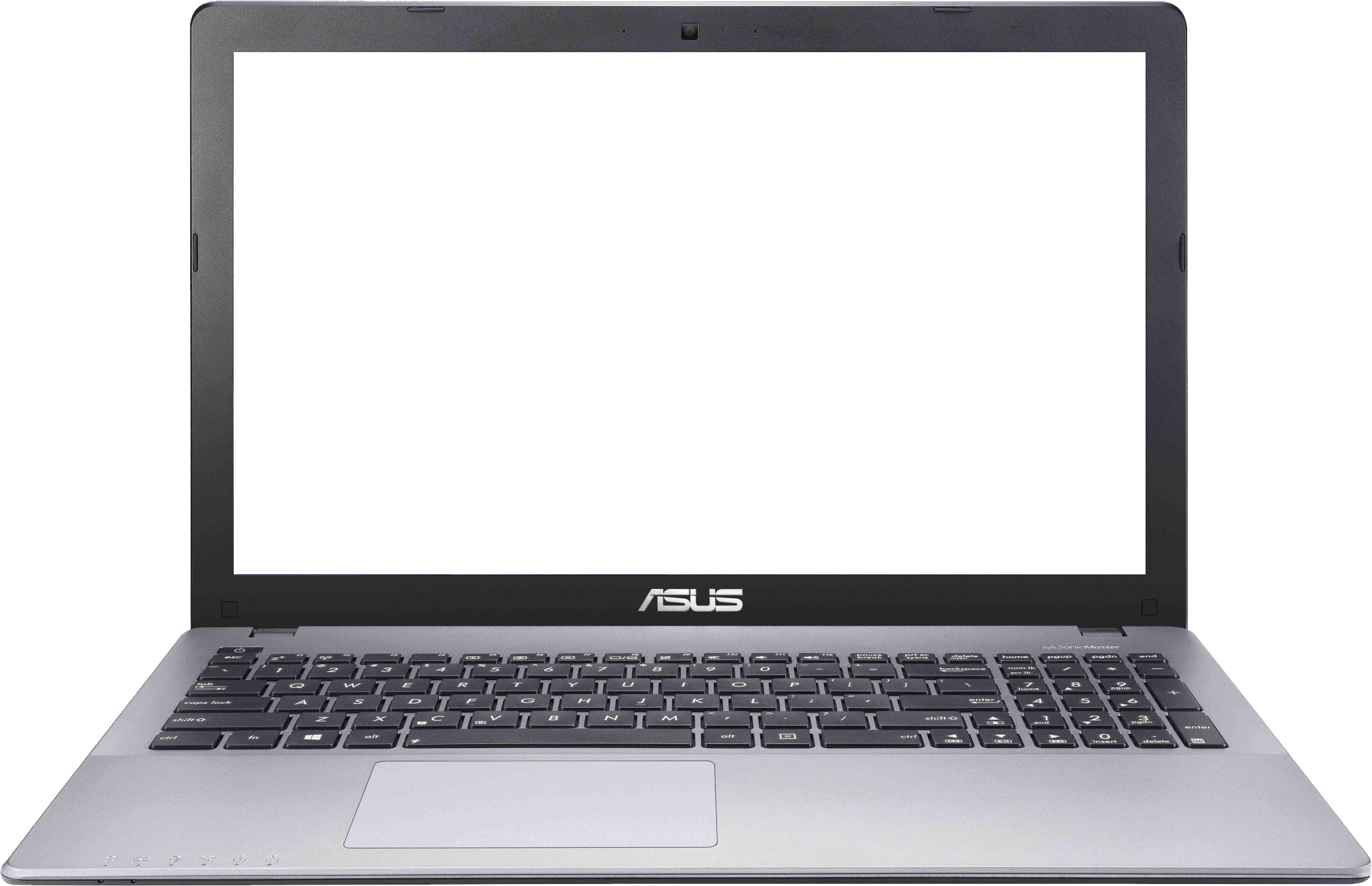 Laptop transparent PNG image
