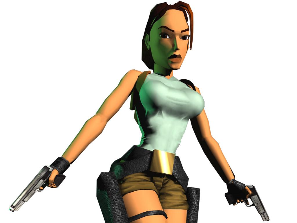 Lara Croft PNG
