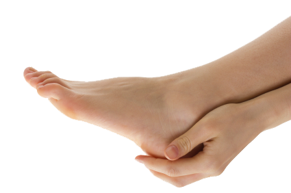 Foot PNG image