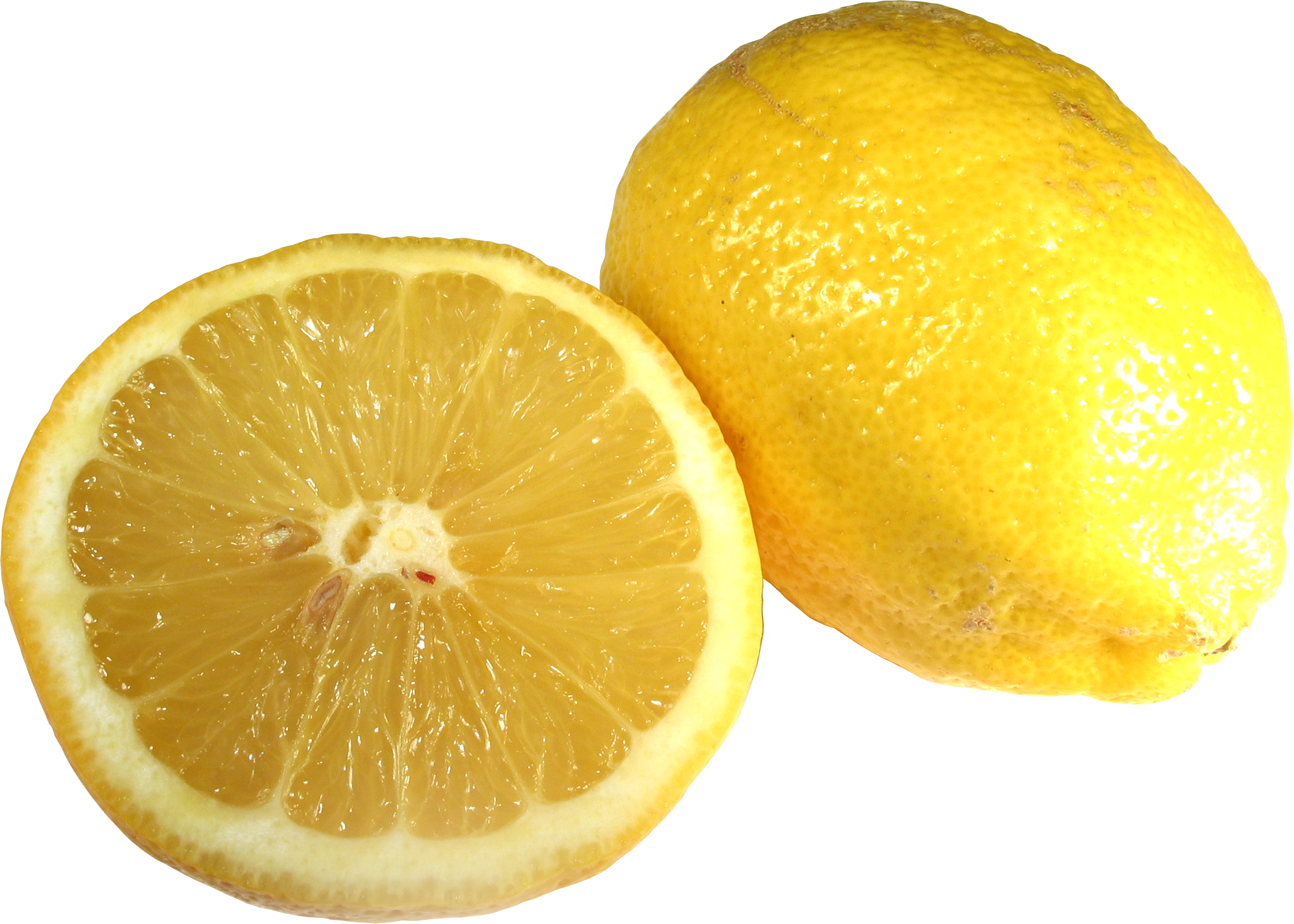 Lemon PNG images, free fruit PNG pictures