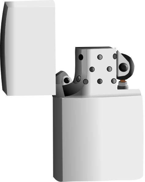 Lighter Zippo PNG image