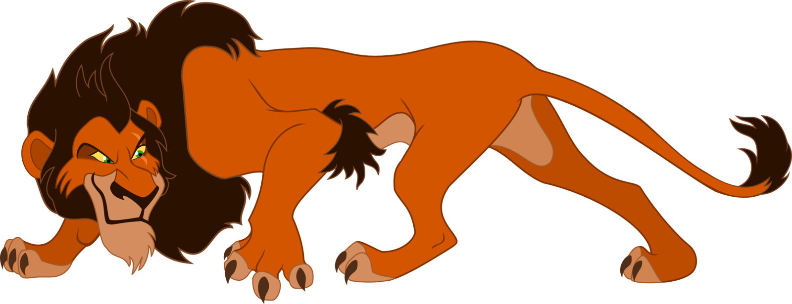 Lion King PNG