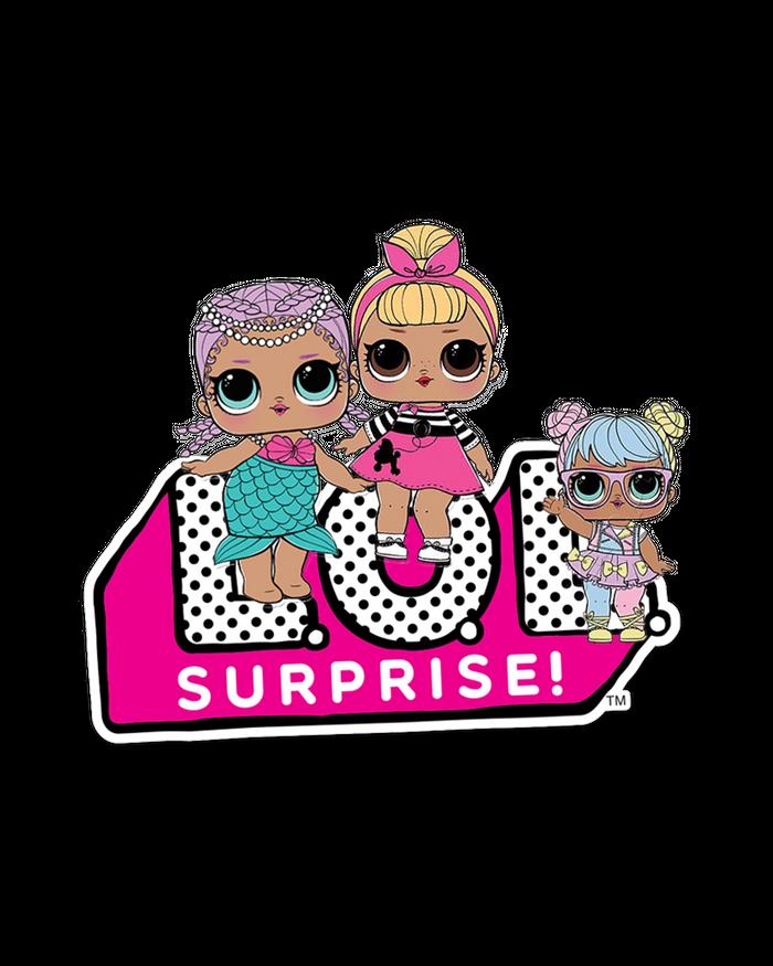 L.O.L. Surprise! logo PNG