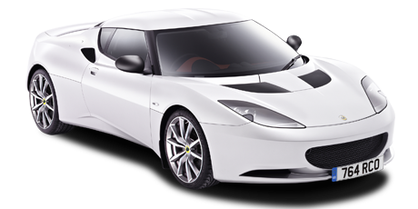 Lotus car PNG