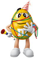M&M's PNG