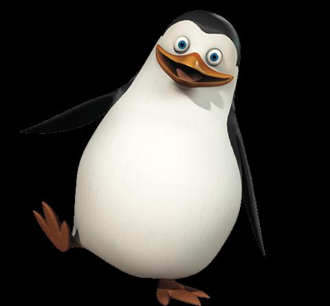 Pinguine Von Madagascar