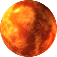 Mars planet PNG
