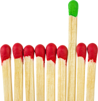 Matches PNG image