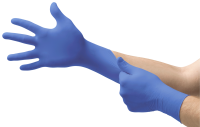 Medical gloves PNG