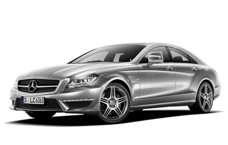 Mercedes car PNG image