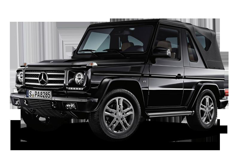 Mercedes Luxury Cars >> Black Mercedes G-class Gelandewagen car PNG image