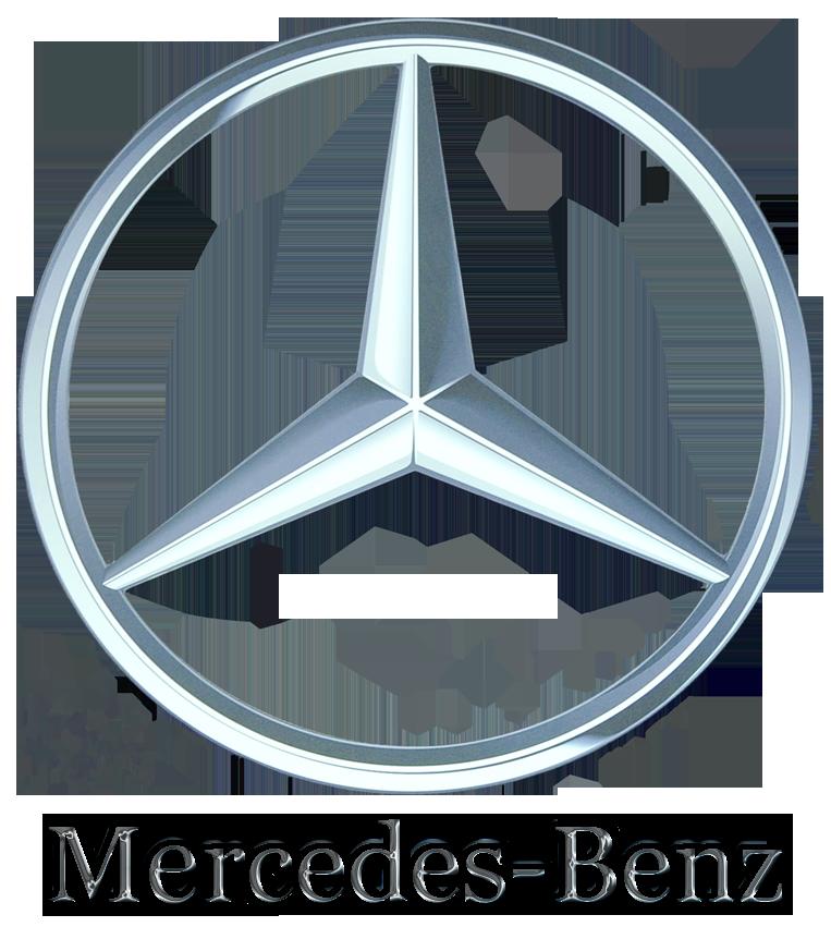 Mercedes logo PNG
