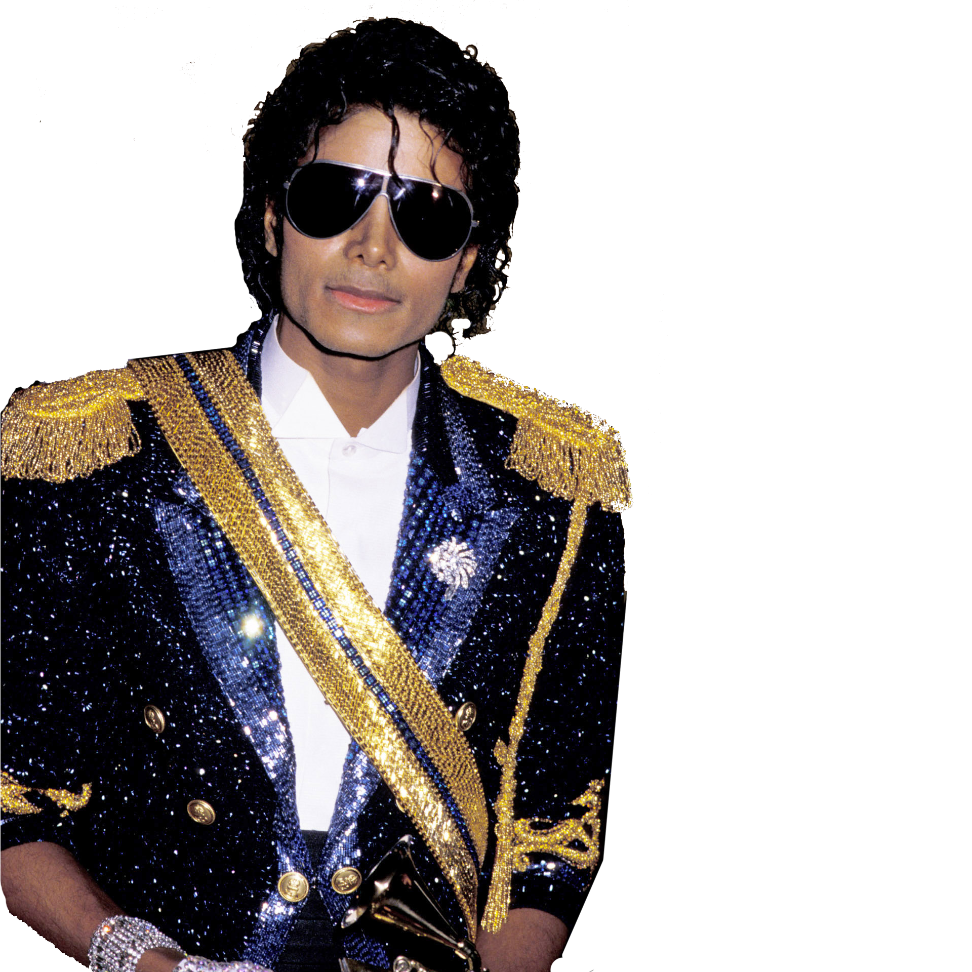 michael jackson second best selling